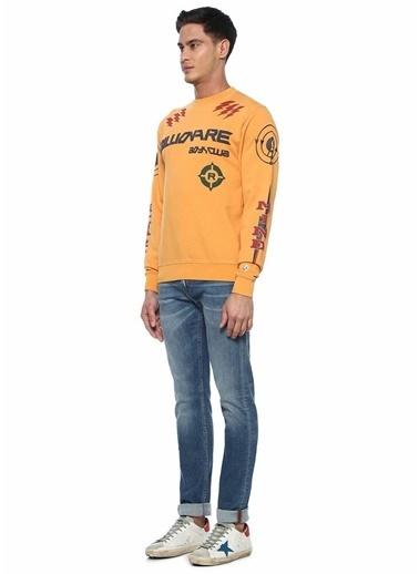Billionaire Boys Club Sweatshirt Sarı